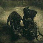 Vincent van Gogh. Batų pora (1886)