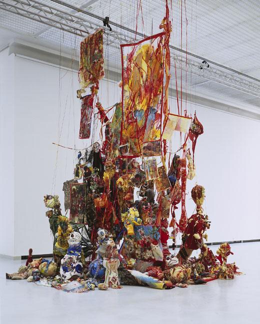 Aidas Bareikis. Malonu girdėti (instaliacija, 2002)