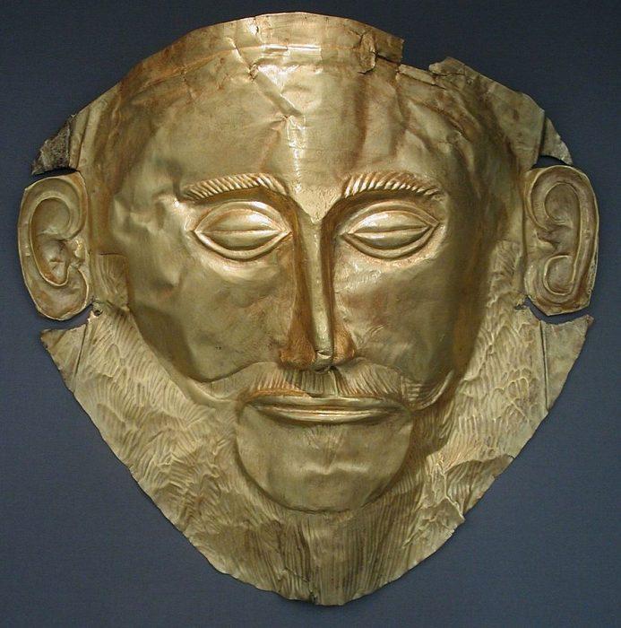 Agamemnono kaukė