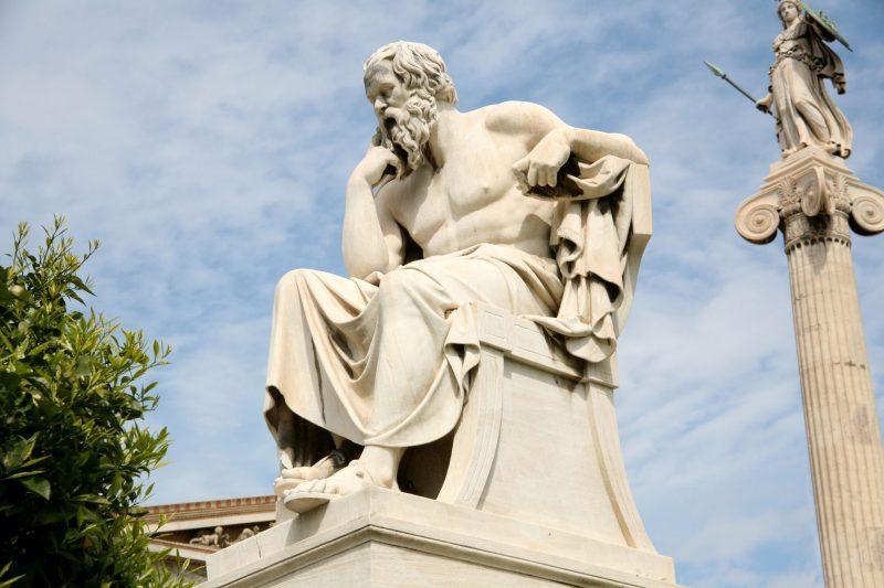 Sokrato statula