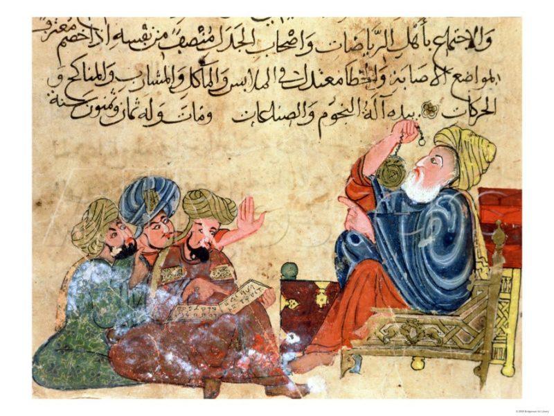 Aristotelio mokymas