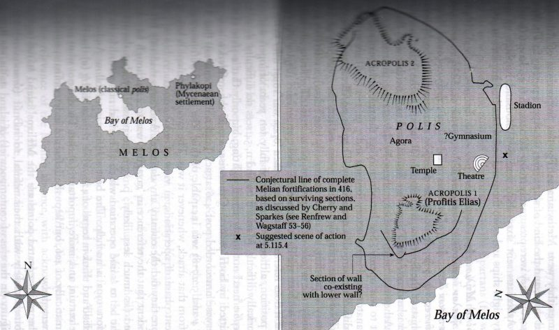 Melo sala ir jos polis
