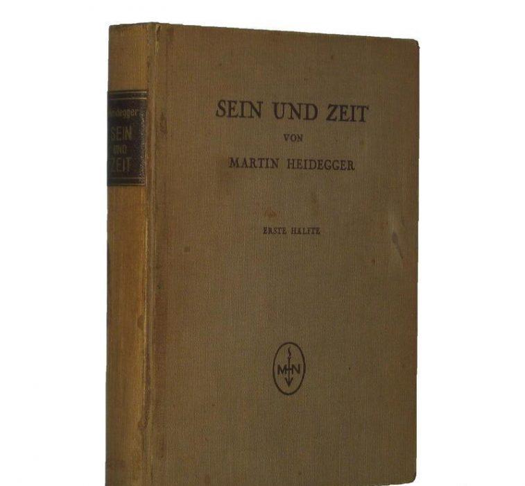Sein und Zeit (1927)