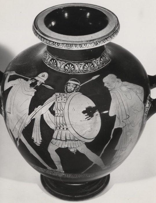 Tersitas ir Agamemnonas