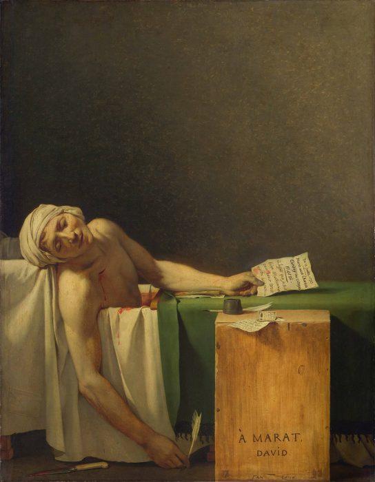 Marato mirtis